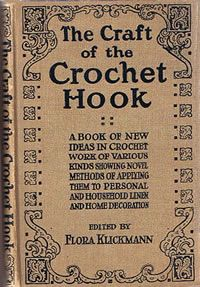 Heirloom Crochet - Vintage Irish Crochet Patterns and Instructions