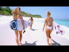 THE GIRLS OF PIPELINE - YouTube