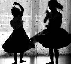 little dancer....Allison and Leigh...we need a picture of the girls doing this at the wedding!