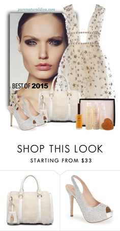 """""""Best of 2015: Hairstyle of the Year"""" by purenaturaldiva ❤ liked on Polyvore featuring beauty, Lauren Lorraine, naturalbeauty, organicbeauty, purenaturaldiva and bestof2015"""