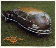 ''Fascination'' Vehicle is a 3 wheeler, don't know much else about it,Yet!!!