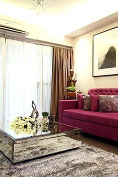 Modern Victorian Design in a Three-Storey Condo Modern Victorian, Victorian Design, Soft Fabrics, Condo, Living Spaces, Elegant, Furniture, Ideas, Home Decor