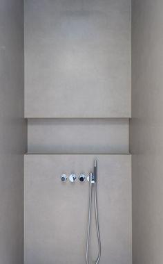 Wohngebäude G - München-Grünwald - Gramming Rosenmüller Architekten - Home decor - # Modern Crib, Bathroom Spa, Bathroom Interior Design, Bathroom Inspiration, Detached House, Decoration, Home Decor, Modern Bathrooms, Annex