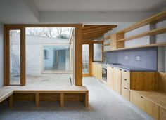 Laneway Wall Garden House in Dublin | Donaghy + Dimond Architects – ArtChist