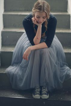 || Rita and Phill specializes in custom skirts. Follow Rita and Phill for more tulle skirt images.