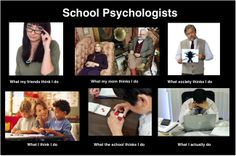 School Psychology understanding college & its subjects available