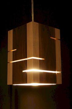 15 Coolest Wooden Lamp Designs https://www.designlisticle.com/wooden-lamp-designs/ #WoodenLamp
