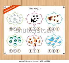 Find Counting Object Kids Education Worksheet stock images in HD and millions of other royalty-free stock photos, illustrations and vectors in the Shutterstock collection. Kids Education, Counting, Worksheets, Royalty Free Stock Photos, Objects, Snoopy, Kids Rugs, Illustration, Art