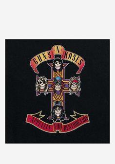 Guns N' Rose 'Appetite For Destruction' 180G LP vinyl record.