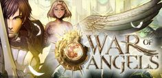 War of Angels takes the player to a new fantasy world where ancient prophecy foretells an apocalyptic battle between good and evil. New Fantasy, Fantasy World, Mmorpg Games, System Requirements, Good And Evil, Angels, War, Battle, Favorite Things