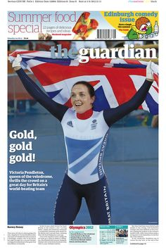 Gold, gold, gold - The Guardian