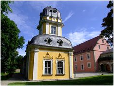 """WUERZBURG (GERMANY): This pavilion can be found at the estate of the famous winery """"Juliusspital"""". It was built by Balthasar Neumann and was used as a """"theatrum anatomicum"""". Nowadays it can be booked as a venue for special events."""