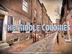 This is a wonderful, visually-engaging PowerPoint presentation on the Middle Colonies. It includes guided notes on the geography and people of the colonies, William Penn, economic activities, the growth of the colonies, the diversity of the region, and more!