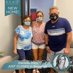Huge congrats to John and Arlene on the purchase of their new home in Baywinds in Royal Palm Beach!  And a big THANK YOU and congratulations to our super agent Danielle Echo Pults on another successful closing!  Contact Danielle for all your Real Estate needs! ☎️561.573.5833 ✉️Danielle@EchoFineProperties.com  #RoyalPalmBeach #RealEstate #Realtor #Property #Broker #SuperAgent #Congratulations #JustSold #LuxuryRealEstate #FloridaRealEstate #FloridaRealtor #HouseHunting #HomeSweetHome Royal Palm Beach, Flo Rida, Luxury Real Estate, Beautiful Homes, Congratulations, New Homes, Mens Sunglasses, Big, House Of Beauty
