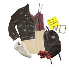 """""""mind mischief"""" by upinflaaames on Polyvore featuring St. John, Billabong, Puma, JanSport and INC International Concepts"""