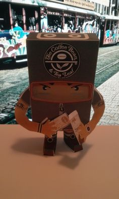 coffee paper toy6