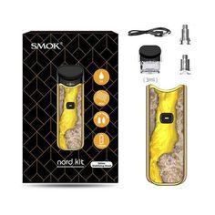 Smok Nord Pod Kit 1100mAh freeshipping - Swiss Vape – Swiss Vape Smok Vape, Kit, Small Windows, Vaping