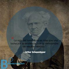 Filósofo del pesimismo, Arthur Schopenhauer nace #undíacomohoy de 1788 en Danzig. #ElAmorLasMujeresYLaMuerte #Schopenhauer