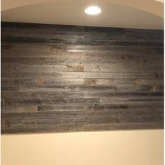 Rockin'Wood x 48 Reclaimed Peel and Stick Solid Wood Wall Paneling in Barn Wood, Wood Planks, Peel And Stick Wood, Vinyl Wall Panels, Solid Wood, Beadboard Wainscoting, Wood Panel Walls, Stick On Wood Wall, Fake Wood