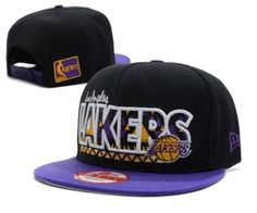 343c51679 Casquette NBA Los Angeles Lakers Snapback New Era 83 Casquette New Era Pas  Cher