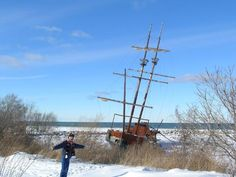 Share Your Pictures Of Stranded Ships Phillips Island, Abandoned Ships, Fraser Island, Ghost Ship, Fort William, Newfoundland And Labrador, Shipwreck, Tall Ships, Greece