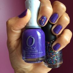 Orly Charged Up and Sinful Colors Mystic Moonshine