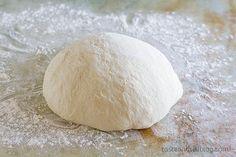 Homemade Pizza Dough Recipe How to