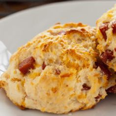 Bacon Cheese Biscuits with Franks Recipe 1 cup cheddar cheese (shredded cheddar cheese)¼ cup milk cups buttermilk baking mix (buttermilk baking mix)½ Pork Chop Recipes, Dip Recipes, Chicken Recipes, Hidden Valley Recipes, Cheesy Ranch Potatoes, Pepperoni Pizza Dip, Ranch Pretzels, Ranch Pork Chops, Pork Loin