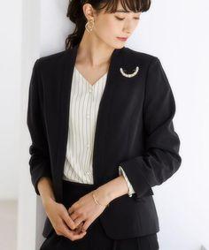 Blazer, Sweaters, Jackets, Fashion, Down Jackets, Moda, Fashion Styles, Blazers, Sweater