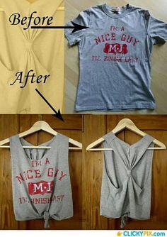ดัดแปลงเสื้อผ้า
