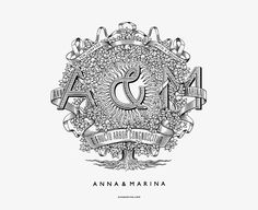 Anna & Maria branding by Province Design Studio