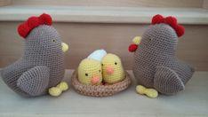 Crochet Panda, Chat Crochet, Crochet Amigurumi, Patron Crochet, The New Mutants, Diy And Crafts, Dinosaur Stuffed Animal, Crochet Patterns, About Me Blog