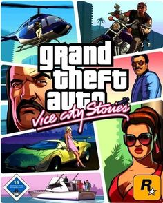 Grand Theft Auto: Vice City Stories 0000