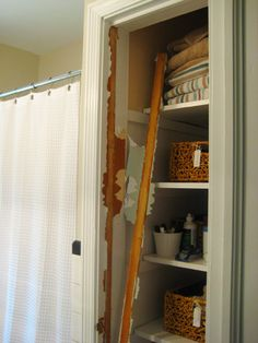Projects For The Home Closet Curtains Closet Bedroom