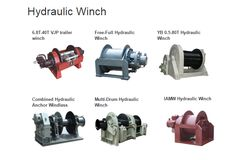 Hydraulic Winch @www.hydraulicmotorpump.com http://www.hydraulicmotorpump.com/