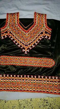 models de robes kabyles