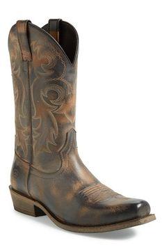Men's Ariat 'Lawless Rustic' Cowboy Boot