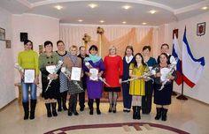 Черноморский отдел ЗАГСа поздравил многодетных матерей