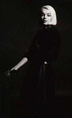 Marilyn by Bert Stern, 1962. More