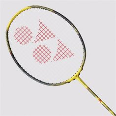 YONEX - VOLTRIC Z-FORCE Ⅱ LD http://www.yonexusa.com/sports/badminton/products/badminton/lin-dan-exclusive/voltric-z-force-ld/