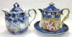 2 RS Prussia Syrups & Underplate