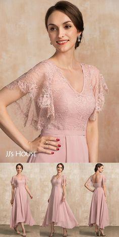 Dress Brukat, Kebaya Dress, Lace Dress, Dress Tops, V Neck Dress, Stylish Dresses, Elegant Dresses, Fashion Dresses, Long Dress Design