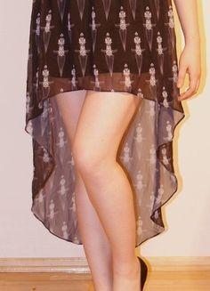 Kup mój przedmiot na #Vinted http://www.vinted.pl/kobiety/spodnice/9822284-czarna-spodnica-w-sztylety-hm
