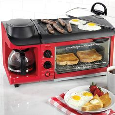 Breakfast Station #$100-$150 #Gifts-For_The-Chef