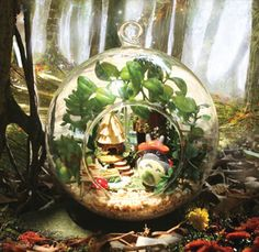 Relive the magic of My Neighbour Totoro through this fun and unique DIY terrarium - perfect for fans and crafters alike.     Includes:  -1 display case  -artificial plants, moss and gravel  -all decorations and figurines  -LED lighting  -instruction booklet  -postcard of the terrarium    Dimensio...