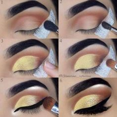 How to Apply Eye Makeup in Just 8 Steps - Page 2 of 3 - Style O Check - - How to Apply Eye Makeup in Just 8 Steps - Page 2 of 3 - Style O Check Beauty Makeup Hacks Ideas Wedding Makeup Looks for Women Makeup Tips Prom Makeup. Makeup 101, Cute Makeup, Makeup Goals, Makeup Inspo, Beauty Makeup, Makeup Inspiration, Gorgeous Makeup, Eyeshadow Makeup, Eyeliner