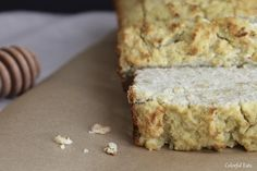 Grain Free Sandwich Bread- and very good info about the dif between ancient grains and present day.