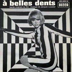Carteles del cinema: 1966 - À belles dents