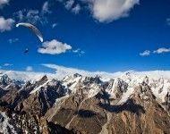 SEARCH Productions present: KARAKORAM HIGHWAY. The Karakoram, or Karakorum, is a large mountain range spanning the borders between Pakistan, India and China, located in the regions of Gilgit–Baltistan (Pakistan), Ladakh (India), and Xinjiang region, (China).