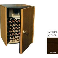 Vinotemp Vino-114-rb 80 Bottle Wine Cellar With Insulated Door - Rich Brown by Vinotemp. $2289.00. Vinotemp VINO-114-RB 80 Bottle Wine Cellar With Insulated Door - Rich Brown. VINO-114-RB. Wine Cellars. A high quality white oak exterior and easy-to-use digital temperature control make this Wine Cellar an attractive idea for wine storage. The wine mate self contained cooling system ensures proper circulation while your wine is stored safely away. Digital temperature control makes ...